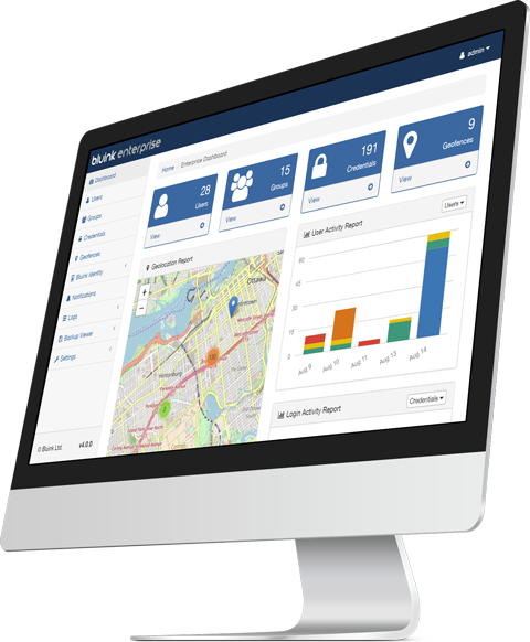Bluink Enterprise | Identity and Access Management on the