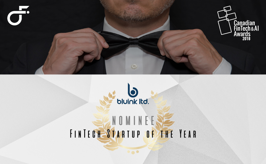 Nominated FinTech Startup of the Year